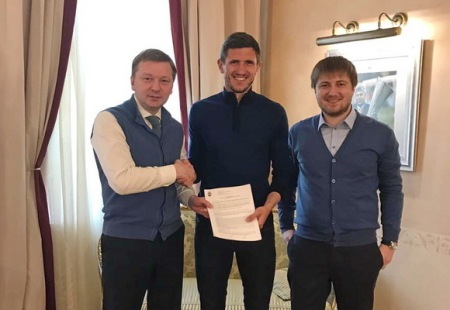 Сергей Кривцов продлил контракт с Шахтёром
