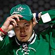 Валерий Ничушкин, драфт НХЛ, НХЛ
