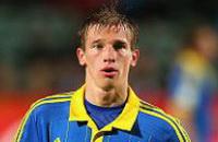Украинская молодежка проиграла Македонии в отборе на Евро