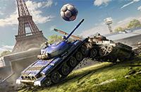 Что такое танковый футбол?