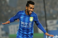Тейшейра забил гол в азиатской Лиге чемпионов