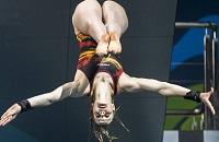 сборная Украины (прыжки в воду), прыжки в воду, сборная Украины жен (прыжки в воду), чемпионат Европы, фото, Илья Кваша