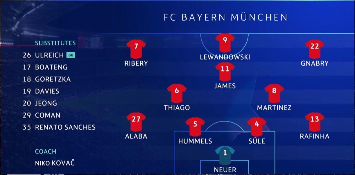 бавария– ливерпуль Image: Ливерпуль: прямая онлайн трансляция футбольного