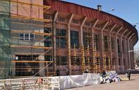 происшествия, Кривбасс (до 2013 года), стадион Металлург Кривой Рог, стадионы