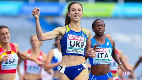 Два золота украинских легкоатлетов на командном ЧЕ