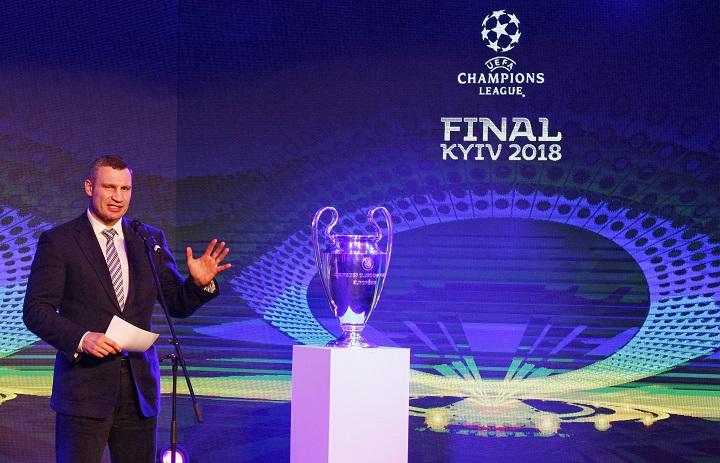 НСК Олимпийский, УЕФА, ФФУ, Лига чемпионов