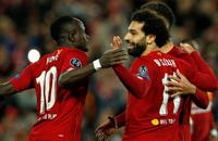 Ред Булл Зальцбург, Ливерпуль, Интер, Барселона, Лига чемпионов УЕФА