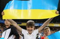 болельщики, Арена Львов, Сборная Украины по футболу, фото