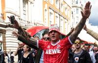 Арсенал, Лига Европы УЕФА, Кельн, видео, болельщики
