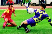 сборная Северной Македонии по футболу, высшая лига Северная Македония, Дарко Панчев, Горан Пандев