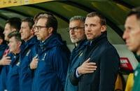сборная Литвы по футболу, Евро-2020, Сборная Украины по футболу, Андрей Шевченко, Руслан Малиновский, Марлос
