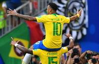 ЧМ-2018, Неймар, фото, Сборная Бразилии по футболу, Сборная Мексики по футболу
