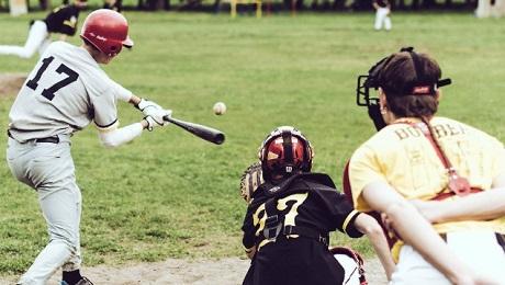 «Люблю ощущение, когда отбиваешь мяч – и он скрывается высоко в небе». Как выглядит украинский бейсбол