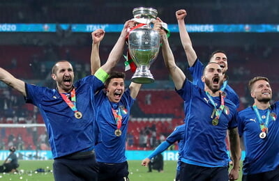 Сборная Украины по футболу, сборная Италии по футболу, Евро-2020