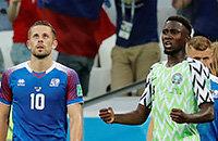 ЧМ-2018 FIFA, Сборная Исландии по футболу, Сборная Нигерии по футболу, Сборная Хорватии по футболу, Сборная Аргентины по футболу