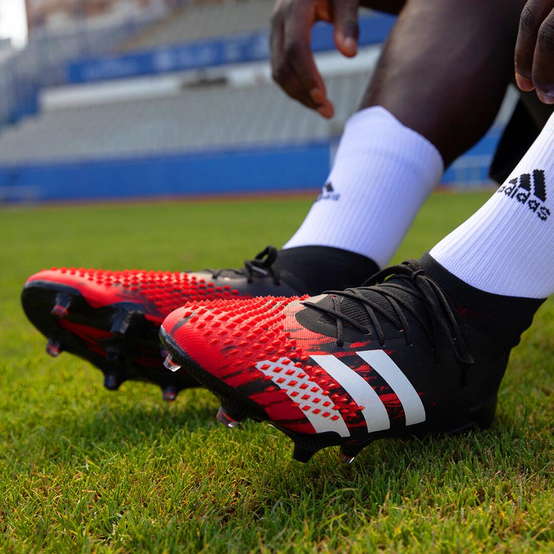 Adidas представил новые бутсы с технологией для максимального контроля над мячом