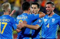 квалификация Евро-2020, Андрей Шевченко, Сборная Украины по футболу, сборная Литвы по футболу