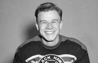 Билл Мосиенко, Чикаго, НХЛ