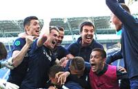 Чемпионат Украины по футболу, Сергей Булеца, Олимпик Донецк, Днепр-1, Владислав Супряга