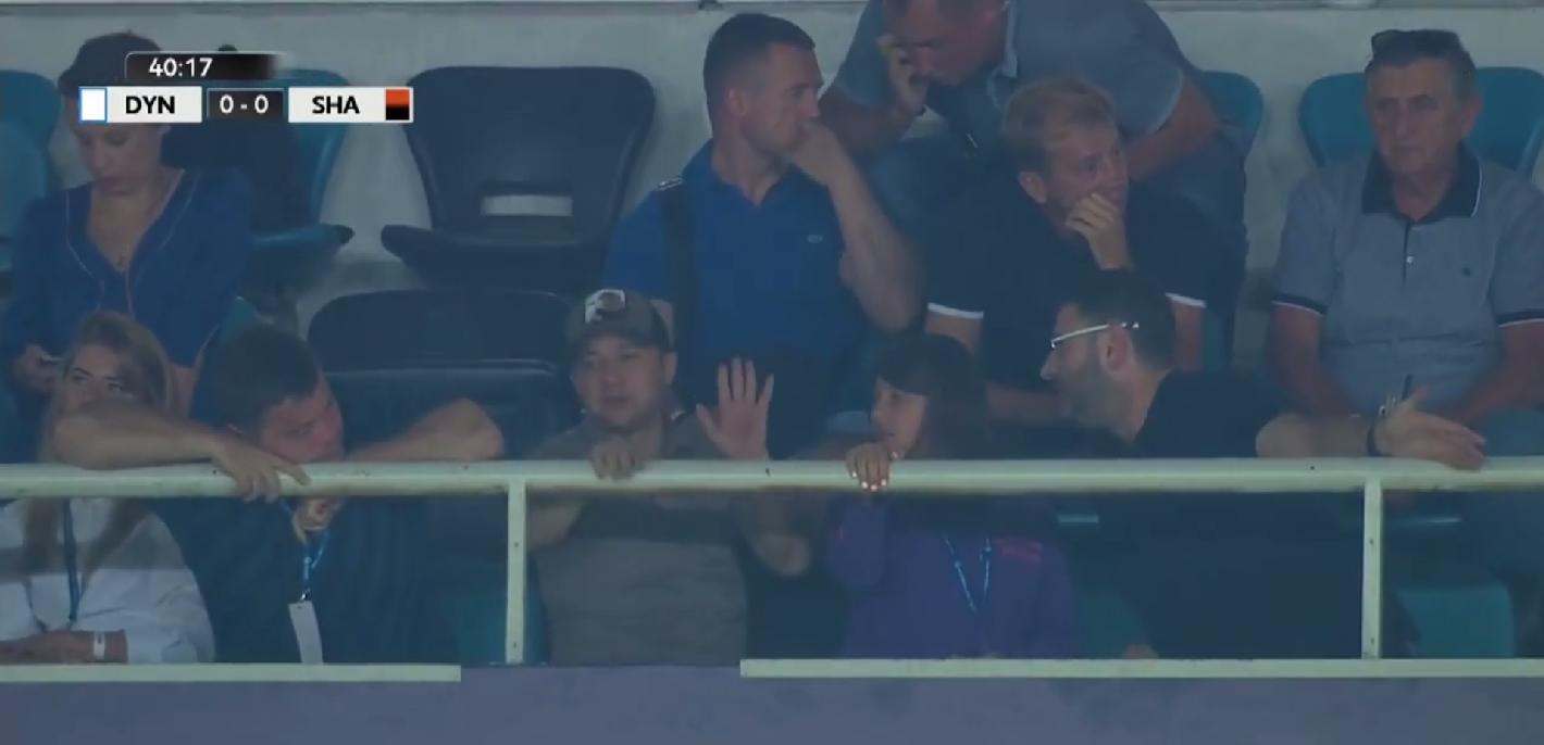 Президент України відвідав матч за Суперкубок - изображение 2