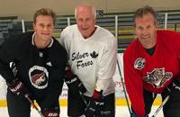 Джейкоб Чикран, НХЛ, Аризона, история