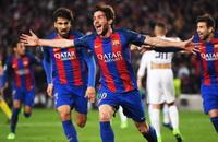 ПСЖ, Барселона, видео, Лига чемпионов
