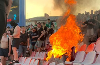 видео, Чемпионат Украины по футболу, Карпаты, Волынь