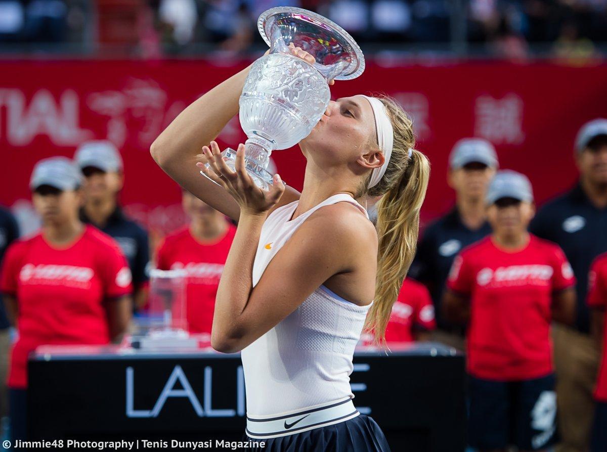 Ставки на матч Ван Цян – Ястремская, прогноз на теннис от 14.10.2018