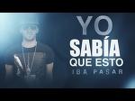 Jey M feat De La Ghetto - Yo Sabía (Lyric video)