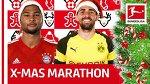 10 Hours of Bundesliga Stars & Christmas Songs