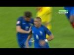 Франция - Румыния 2-1 ПАЙЕ СУПЕРГОЛ!
