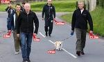 Roman Abramovich's dog-walking 'bodyguards' are revealed
