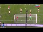 Morgan Schneiderlin first goal vs Club America ~ Club America vs Manchester United 0-1