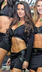 Девушки на Гран-При Испании - Клетчатый флаг - Блоги - ua.tribuna.com