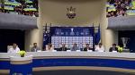 Пресс-конференция накануне матча за Суперкубок Украины. Киев, 04/07/16