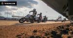 American Flat Track: гонки «Харлеев» и «Индианов» начинают новый сезон