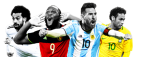 Telegraph Fantasy Football World Cup Edition, Information Centre - Prizes