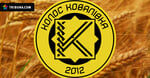 Концепт емблеми «Колоса» з переосмисленням клубного символа