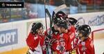 Игроки «Шахтера», полные трибуны и победа «Донбасса». Европейский хоккей в Броварах
