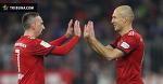 Рибери и Роббен покинут «Баварию» летом. Француз был в клубе 12 лет, голландец – 10