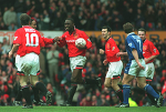 Рекордные 5 мячей Энди Коула в ворота Ипсвич Таун - Футбол в Англии - Блоги - ua.tribuna.com