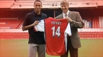 Cult hero: Thierry Henry