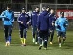 Сборная Украины начала подготовку к матчу с Люксембургом