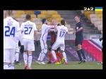 Динамо - Шахтер - 2:3. Футболисты устроили драку во время матча