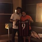 """Taison Barcellos Freda on Instagram: """"São anos de amizade e respeito !! Irmão desejo toda felicidade do mundo porque você merece!! Te amo @luizadrianinho ❤️😀💣!.. #Saudade"""""""