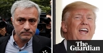 José Mourinho or Donald Trump: who said it?