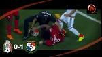Panamá se va del campo por penal regalado a México, México vs Panamá 1-1 Pelea Copa Oro 2015