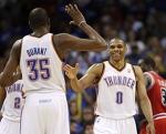 На что способен «новый» Расселл Уэстбрук? - Мысли о НБА - Блоги - ua.tribuna.com