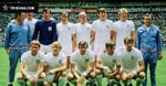 50 років тому пісня записана гравцями збірної Англії очолила британський хіт-парад