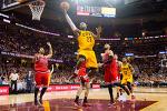 Новый наряд Короля. О пользе своевременной смены имиджа в плей-офф - The Blog of Basketball - Блоги - ua.tribuna.com